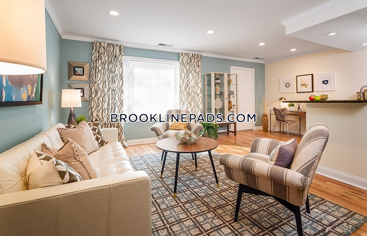 Brookline - Chestnut Hill - 1 Bed, 1.5 Baths - $2,750