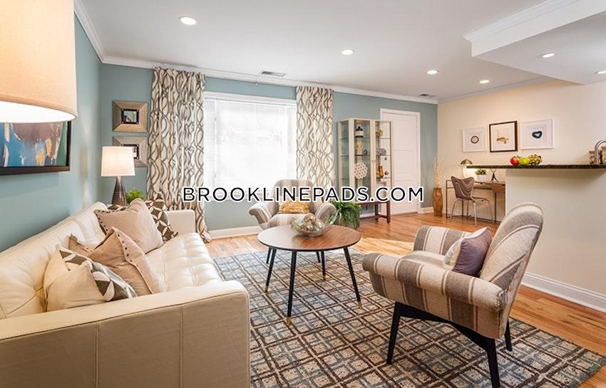 BROOKLINE - CHESTNUT HILL - 1 Bed, 1.5 Baths - Image 1