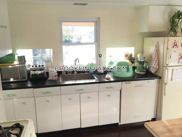 Brookline Apartment for rent 2 Bedrooms 1 Bath  Chestnut Hill - $3,450
