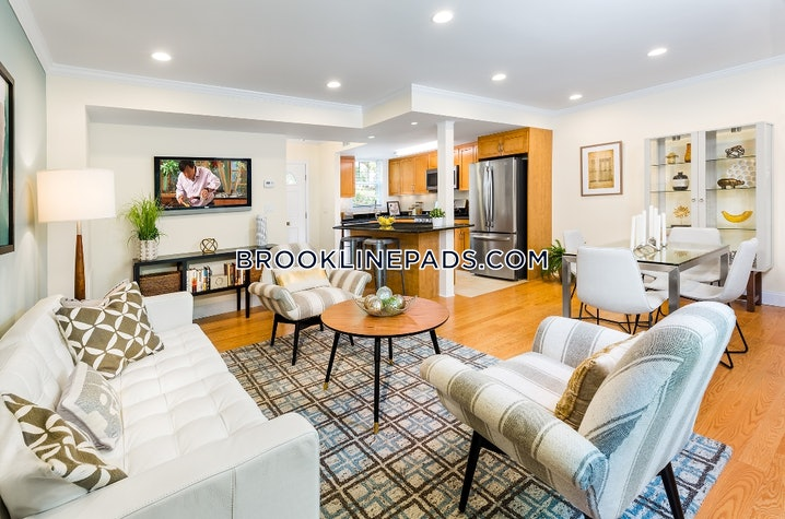 Brookline - Chestnut Hill - 2 Beds, 1 Bath - $3,090