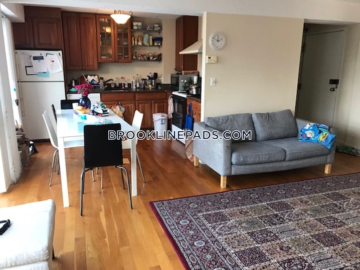 Brookline- Coolidge Corner - 2 Beds, 1 Bath - $3,150