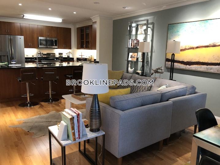 Brookline- Coolidge Corner - 1 Bed, 1 Bath - $3,250