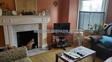 Boston University, Brookline, MA - 2 Beds, 1.5 Baths - $3,950 - ID#3825499