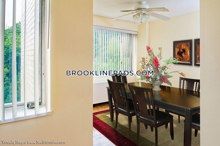 BROOKLINE- WASHINGTON SQUARE - 3 Beds, 2 Baths - Image 5