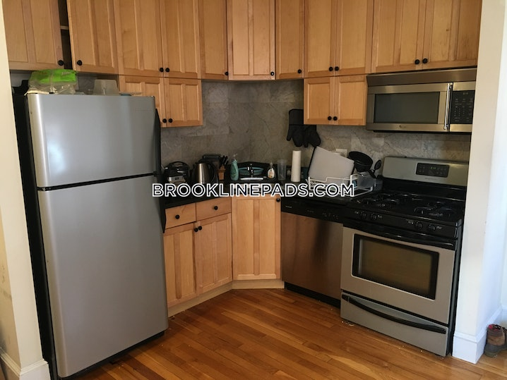 Brookline- Washington Square - 4 Beds, 2 Baths - $4,100