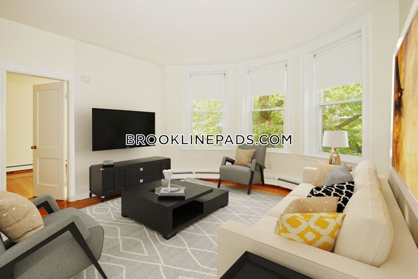 BROOKLINE- WASHINGTON SQUARE - 2 Beds, 1 Bath - Image 2
