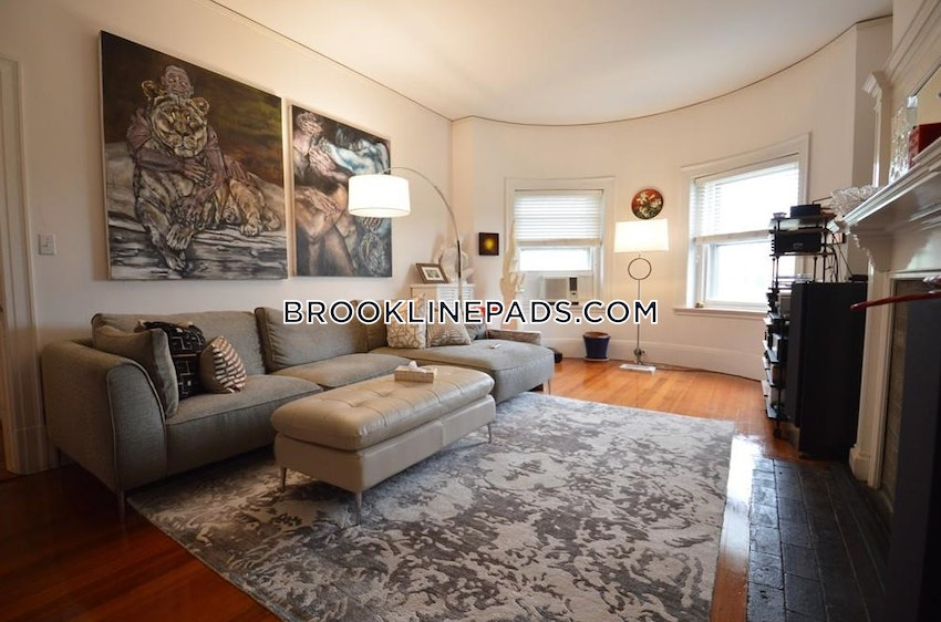 BROOKLINE- WASHINGTON SQUARE - 2 Beds, 1 Bath - Image 3
