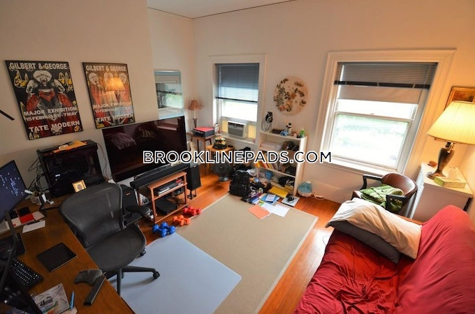Brookline Apartment for rent 2 Bedrooms 1 Bath  Washington Square - $3,400