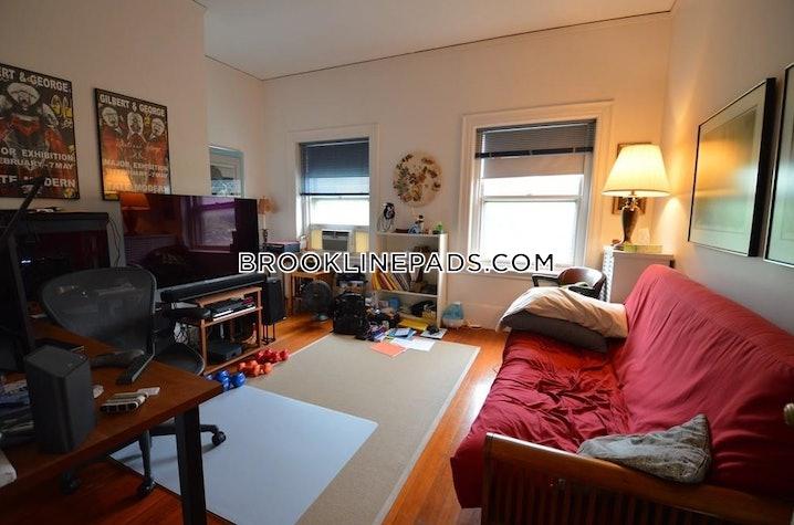 Brookline- Washington Square - 2 Beds, 1 Bath - $3,200