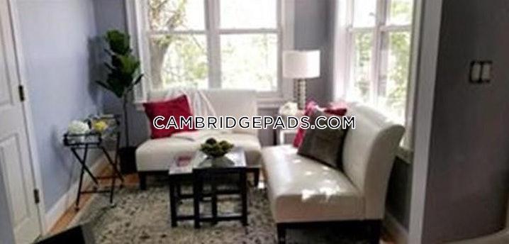 Cambridge- East Cambridge - 6 Beds, 2 Baths - $6,400
