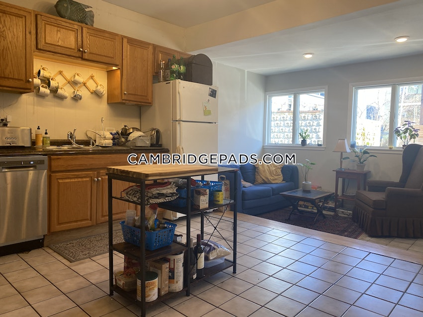 CAMBRIDGE - KENDALL SQUARE - 4 Beds, 1 Bath - Image 2