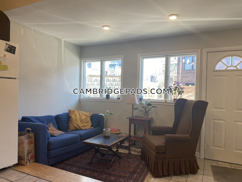 CAMBRIDGE - KENDALL SQUARE - 4 Beds, 1 Bath - Image 1