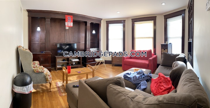 Cambridge - North Cambridge - 5 Beds, 2 Baths - $5,000