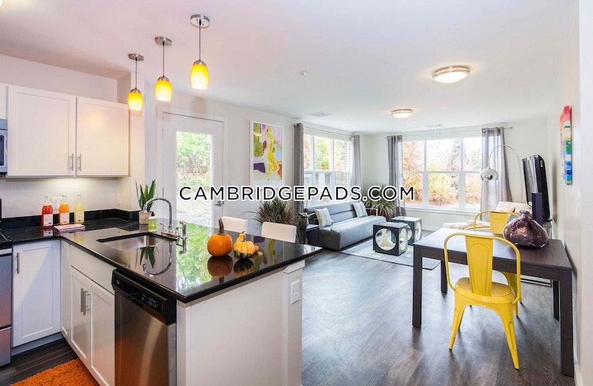 CAMBRIDGE - NORTH CAMBRIDGE - 1 Bed, 1 Bath - Image 2