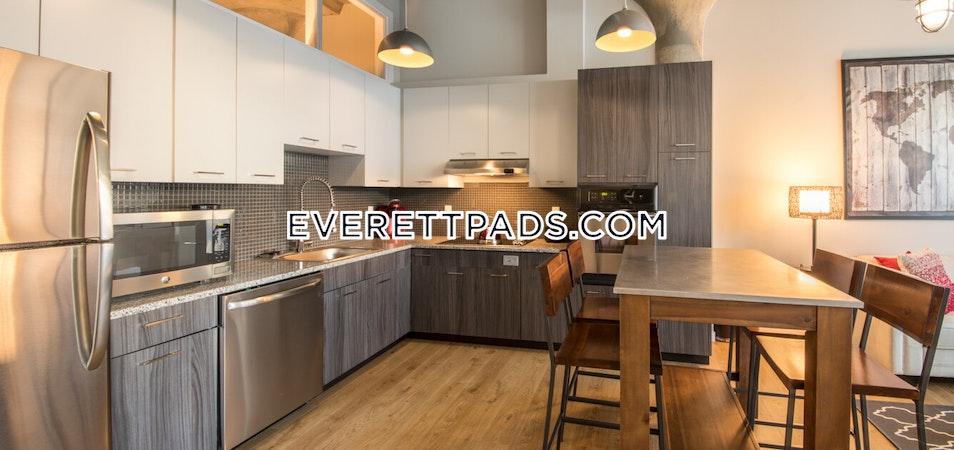 Everett Apartment for rent 1 Bedroom 1 Bath - $2,374