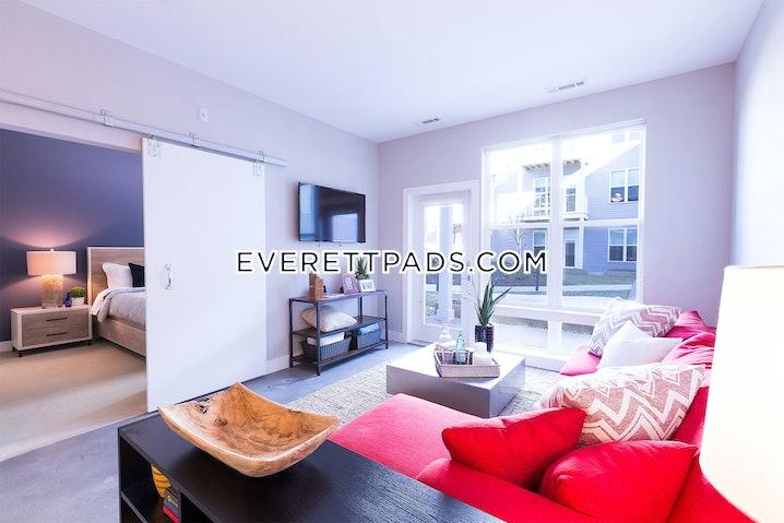 Everett - 1 Bed, 1 Bath - $2,274