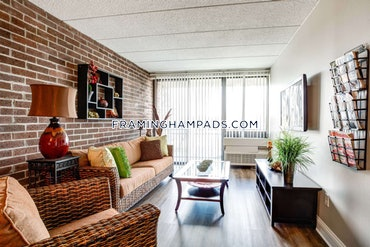 Framingham, MA - 1 Bed, 1 Bath - $1,840 - ID#457587