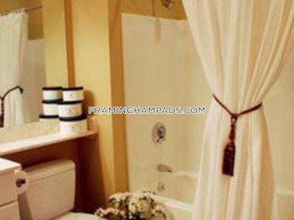 Framingham Apartment for rent 2 Bedrooms 2 Baths - $3,075