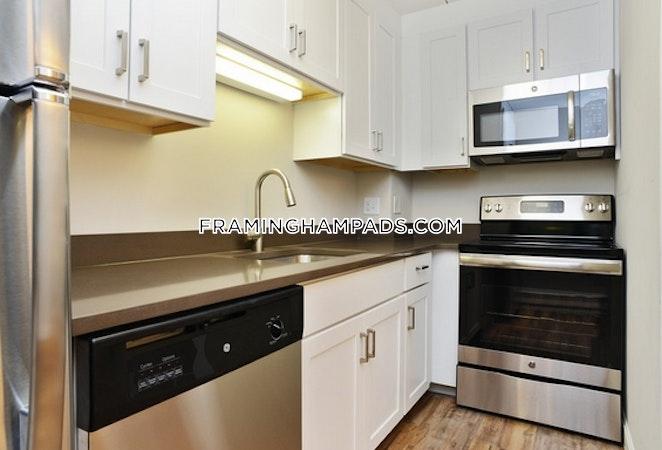 Framingham Apartment for rent 1 Bedroom 1 Bath - $1,714