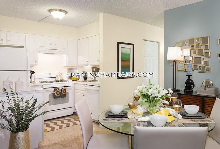 Framingham - 2 Beds, 1 Bath - $2,130