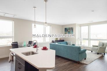 Malden, MA - 1 Bed, 1 Bath - $1,750 - ID#616484