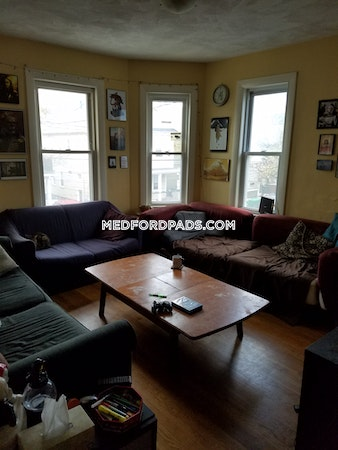 Medford Apartment for rent 7 Bedrooms 2 Baths  Tufts - $7,000