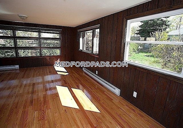 Medford Apartment for rent 4 Bedrooms 1 Bath  Tufts - $3,650