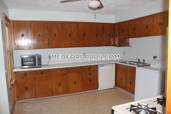 Medford Apartment for rent 4 Bedrooms 1 Bath  Tufts - $3,300