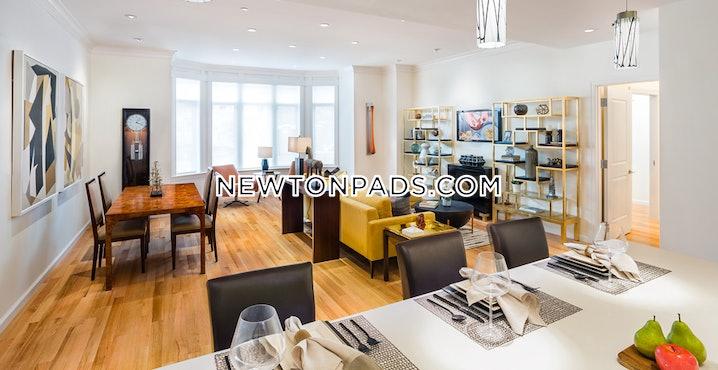 Newton - Chestnut Hill - 2 Beds, 2.5 Baths - $8,495