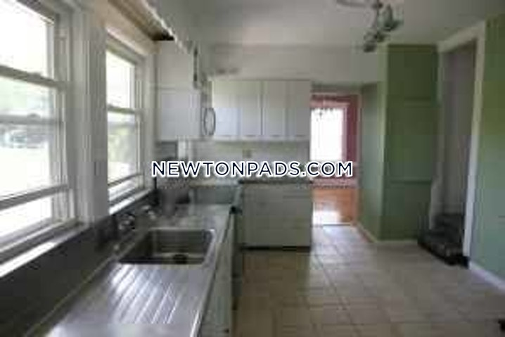 Newton - Chestnut Hill - 4 Beds, 2 Baths - $4,750