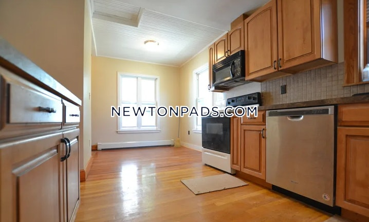 Newton - Newton Centre - 2 Beds, 1 Bath - $2,500