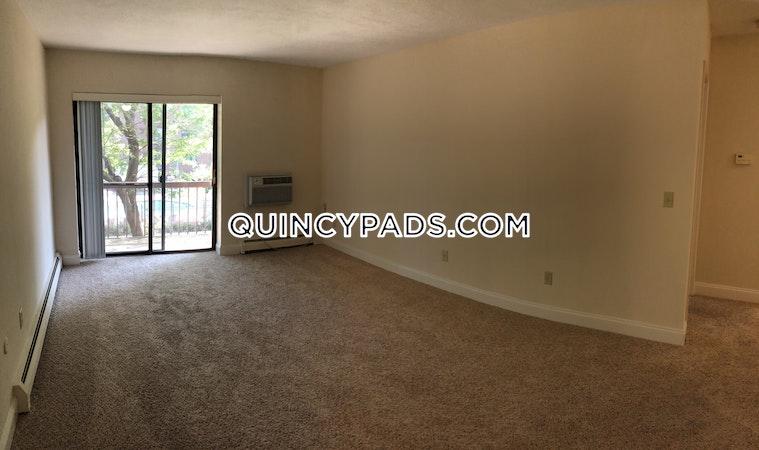 Quincy Apartment for rent 1 Bedroom 1 Bath  North Quincy - $1,677