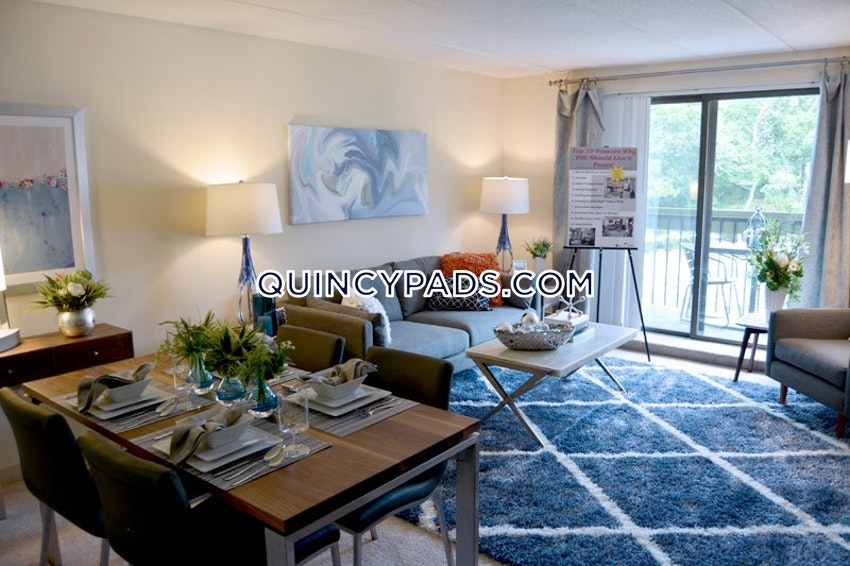 Quincy Apartment for rent 1 Bedroom 1 Bath Quincy Center - $1,723