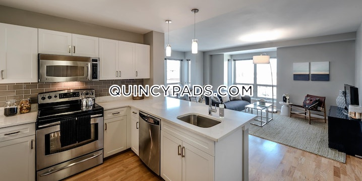 Quincy - Quincy Center - 2 Beds, 1 Bath - $2,711