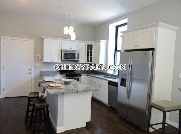 Quincy Apartment for rent 3 Bedrooms 2 Baths  Quincy Center - $2,900
