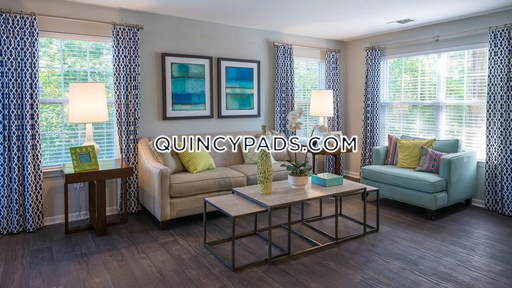 Quincy - South Quincy - 1 Bed, 1 Bath - $2,041