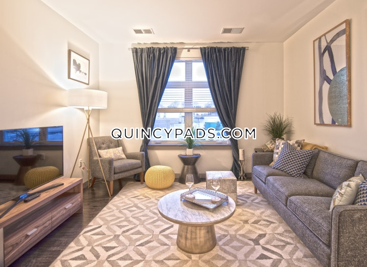 Quincy - Quincy Center - 2 Beds, 1 Bath - $2,695