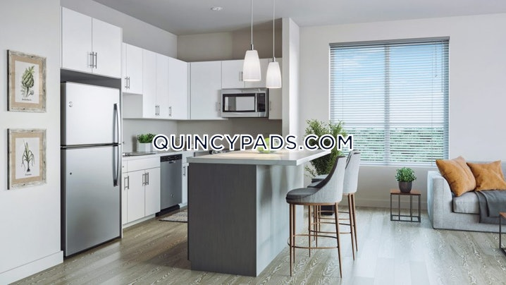 Quincy - South Quincy - 1 Bed, 1 Bath - $2,150