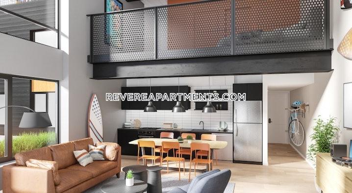 Revere - 2 Beds, 2 Baths - $3,200