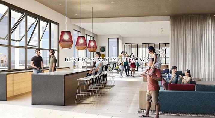 Revere - 3 Beds, 2 Baths - $4,390