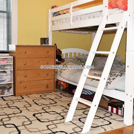 Somerville Apartment for rent 2 Bedrooms 1 Bath  Davis Square - $2,700