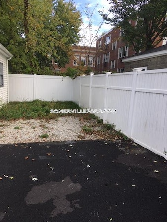 Somerville Apartment for rent 1 Bedroom 1 Bath  East Somerville - $1,600