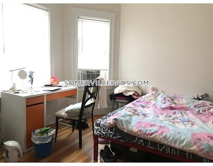 Somerville - Tufts - 4 Beds, 1 Bath - $3,000