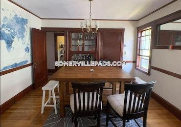 Tufts, Medford, MA - 5 Beds, 2 Baths - $5,750 - ID#3825230