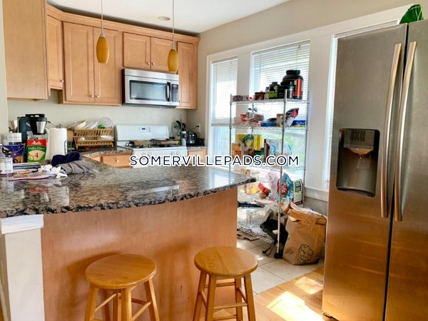 Somerville Apartment for rent 4 Bedrooms 2 Baths  Tufts - $3,800