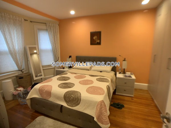 Somerville Apartment for rent 4 Bedrooms 2.5 Baths  Tufts - $4,250
