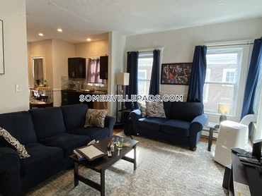 Tufts, Somerville, MA - 4 Beds, 1 Bath - $4,600 - ID#623802