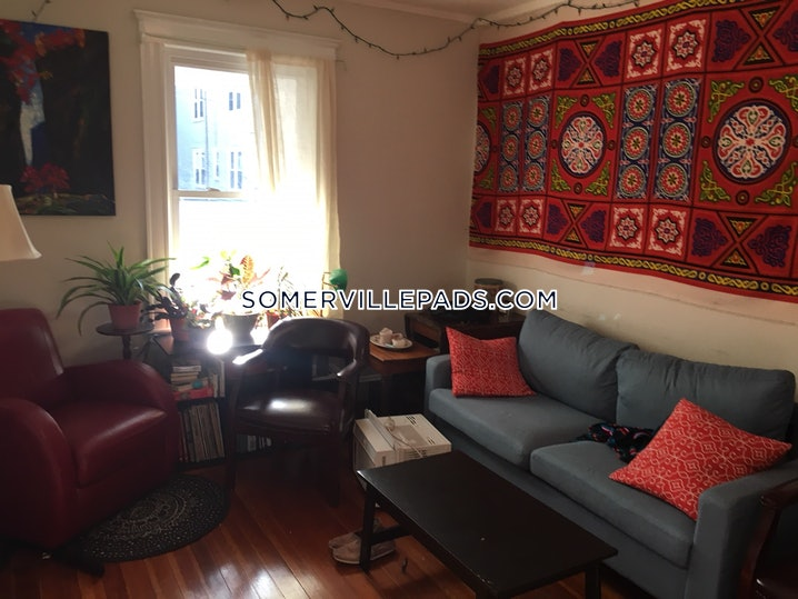Somerville - Union Square - 4 Beds, 1 Bath - $4,100