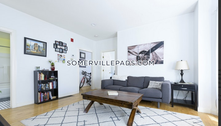 Somerville - Union Square - 2 Beds, 1 Bath - $2,975