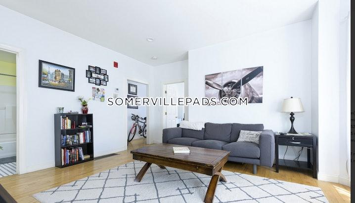 Somerville - Union Square - 2 Beds, 1 Bath - $2,975